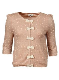 Růžový Cardigan Pepa Loves Josefina 1 Style Me, Pretty, Sweaters, Clothes, Fashion, Outfits, Moda, Clothing, Fashion Styles
