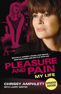 Booktopia has Pleasure and Pain , My Life by Chrissy Amphlett. Buy a discounted Paperback of Pleasure and Pain online from Australia's leading online bookstore. All About Me Art, Fiction, Biography Books, The Departed, Much Music, Brutally Honest, Arts And Entertainment, Rock N Roll, First Love