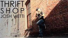 Thrift Shop - Macklemore & Ryan Lewis (Josh Vietti Violin Cover)