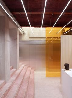 Acne Studio in Paris by Bozarth Fornell Architects.Yellowtrace — Interior Design, Architecture, Art, Photography, Lifestyle & Design Culture Blog.