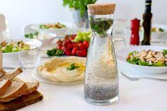 Belengo- Irakisk drink med chiafrön