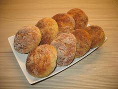 Baked Potato, Gluten, Potatoes, Bread, Baking, Ethnic Recipes, Food, Potato, Brot