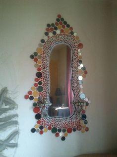 Spiegel vom tschisti