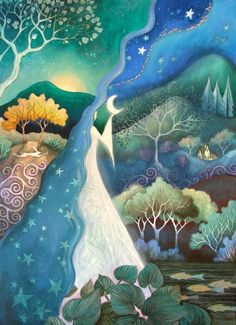 'Bringer of Night'.......Amanda Clark
