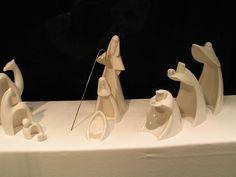 Ceramic Nativity Scene | Flickr: partage de photos!