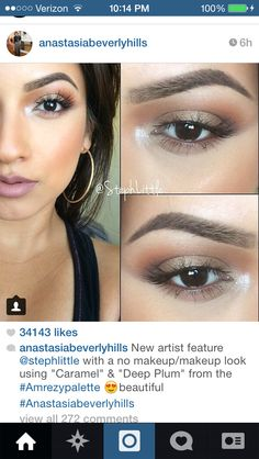 So simple yet so gorgeous Natural eyeshadow
