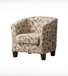 AH! This chair is going to be at Target this fall! I NEED it! It's the perfect color!