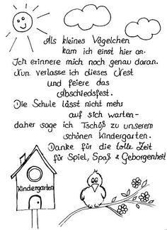 Abschied Kindergarten ⋆ Kreativzauber®