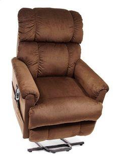 ULTRACOMFORT STELLARCOMFORT UC550 L POWER LIFT CHAIR Las Vegas Furniture  Online | LasVegasFurnitureOnline.com | LasVegasFurnitureOnline | Pinterest  | Power ...