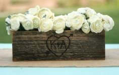 Rustic Wedding Reception Decor - Weddbook