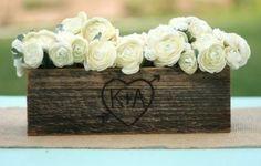 Rustic Wedding Reception Decor - Weddbook