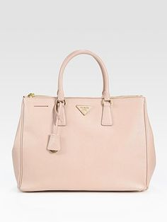 It might be nice to have a blush pink bag...  Not at all practical tho :)