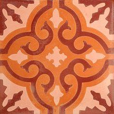 portugese-tegels -> VN Pink 05 - Designtegels