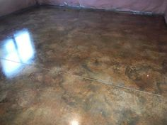 Eagle 1 gal. Rustic Concrete Acid Stain-EDADR - The Home Depot
