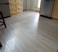 traffic master allure white maple vinyl plank flooring - Allure Plank Flooring