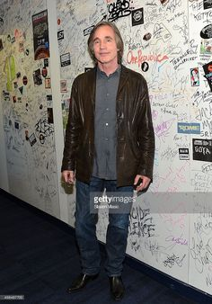 Singer/songwriter Jackson Browne visits SiriusXM Studios on October 2014 in New York City. Get premium, high resolution news photos at Getty Images Hannah New, Daryl Hannah, Jackson Browne, Show Photos, Great Artists, October 1, Rock And Roll, The Man, To My Daughter