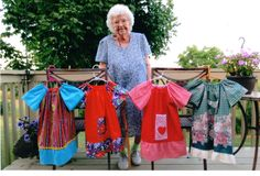 For the last few years, Lillian Weber, a 99 year old woman from Iowa, has had a big goal. She wants to create 1,000 dresses for African children by her 100th birthday on May 6th, 2015. So far, she has made hundreds of dresses and is on track to achieve…  Read more »