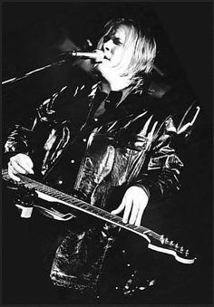 """If your gonna be a player, your gonna be a player, whether you can see or you can't."" - Jeff Healey"