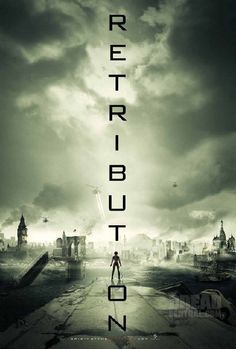 Resident Evil: Retribution movie poster. #movie #poster #film #residentevil