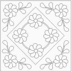 machine quilting quilt designs - Google Search