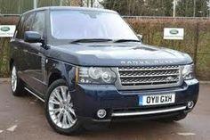 Land Rover Range Rover 4.4 TDV8 HSE Navy Blue