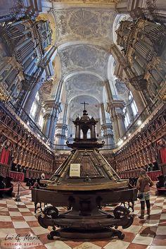 Catedral de Málaga ( Interior)  Spain