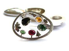 Rowena Golton - Hand made jewellery
