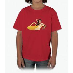 Banana Cage Young T-Shirt