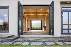 사합[四合]집 : 네이버 블로그 House Building, House Design, Windows, Building Homes, Architecture, Home Design, Home Design Plans, Building A House, Design Homes