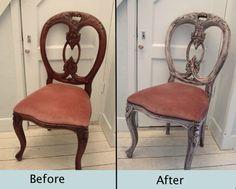 DIY chair redo