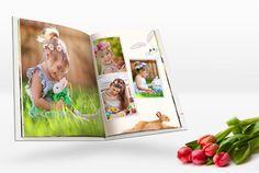 Fotobuch gestalten mit den schönsten Ostermomenten Photos, Photo Calendar, Easter Bunny, Searching, Kids, Nice Asses