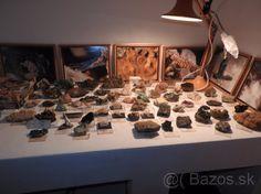Zbierkové minerály zo slovenských lokalít - 1