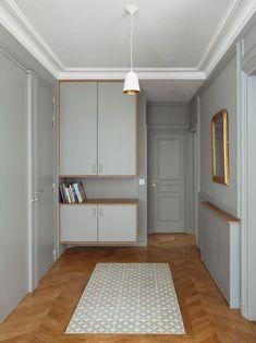 Image result for entrée blanc côté maison