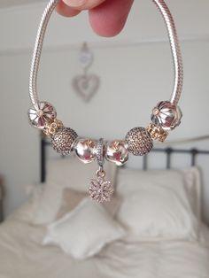 Pandora Two-tone bracelet ☺️