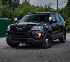 A Brighter Idea for Ford's Police Interceptor