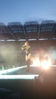 Beyonce Formation World Tour Croke Park Dublin Ireland 9th July 2016
