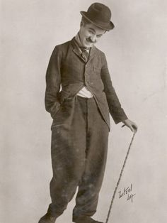 "I love Charles Chaplin because of his multi-talented gifts. He wrote my favorite song, ""Smile""."