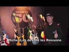 LCG #192 - Interview de Michel Lag, fondateur de Lâg Guitars Official durant le salon du MusikMesse 2013  On a parlé de son parcours, de ses premières guitares, de l'évolution de Lag et bien sûr de la réintroduction de la gamme Roxanne avec ce nouveau look Racing.  Et vous, vous les trouvez comment ces nouvelles Lag Roxanne ?