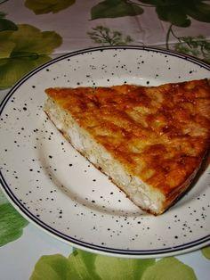 Cristina's world: Placinta de pui - dukan style Dukan Diet, Deserts, Pizza, Cheese, Food, Facebook, Essen, Postres, Meals