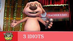 Chatur's Speech | 3 Idiots | FULL HD VIDEO | Talking Friends Version | T...
