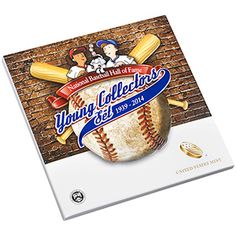 2014 National Baseball Hall of Fame Young Collectors Set - No Longer Available
