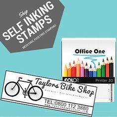 stampit self inking stamps