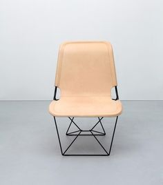 Limited edition series of chairs 'Marie Sophie' by Parisian designer Pierre Brichet. #chair