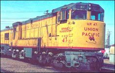 Southern Pacific, and Union Pacific Railroads, is almost 150 years old.