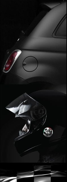 Always beautiful. Fiat 500e, Fiat Abarth, New Fiat, Karting, Car Shop, Vroom Vroom, Motor Car, Cars And Motorcycles, Matte Black