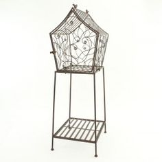 Love the bird cage design
