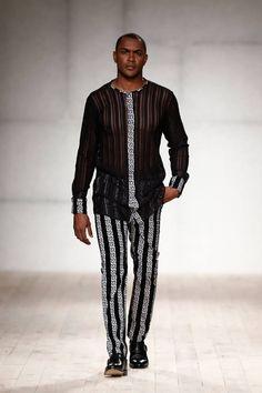 Male Fashion Trends: Nadir Tati Spring-Summer 2017 - Moda Lisboa