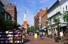20 Awesome US Cities You Need to Visit: burlington vermont