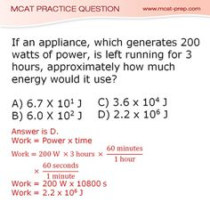MCAT practice question on the human placenta. More MCAT questions ...