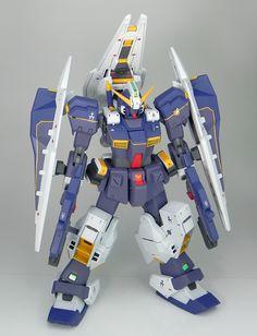[Advance Of Z] virginia's 1/144 RX-121-1 Gundam TR-1 Hazel Conversion: No.10 Big Size Images, Info http://www.gunjap.net/site/?p=284730